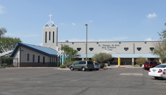 St. Vincent de Paul Building in Phoenix