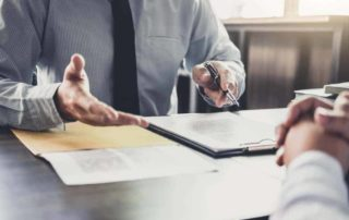 Conservatorship Finance Lawyer
