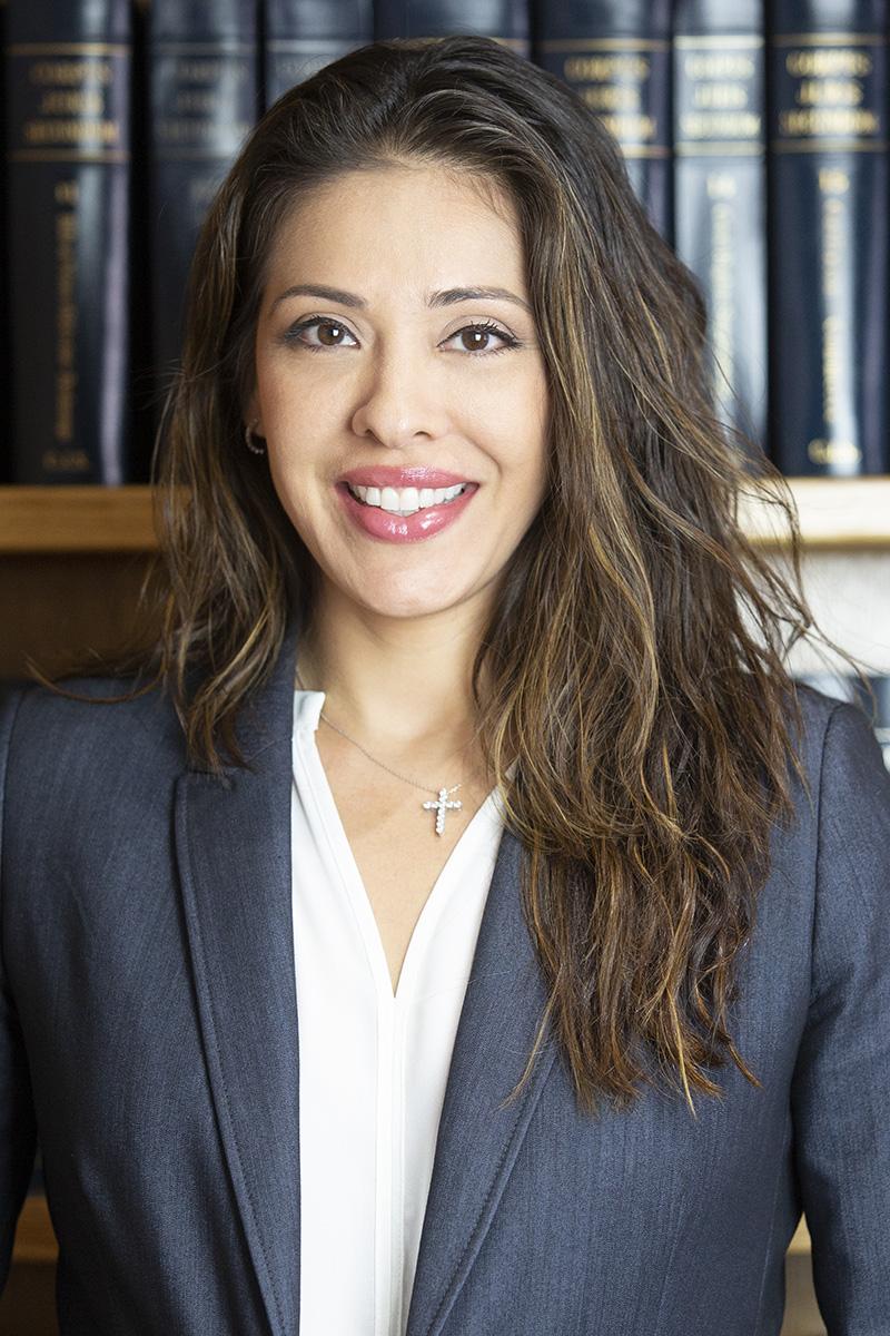 Attorney Cristina Perez Hesano