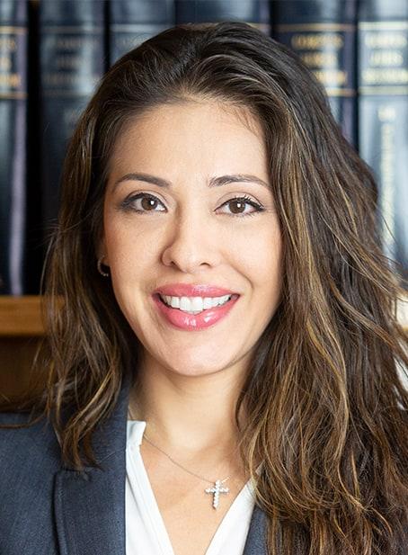 Cristina Perez Hesano Headshot