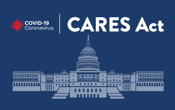 Cares Act Banner Graphic
