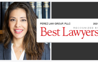 Cristina Perez Hesano Best Lawyers Award