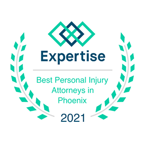 Expertise Award - Best Personal Injury Attorney Phoenix